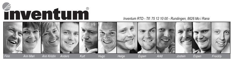 Inventum RTD
